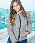 chaqueta gilly gris